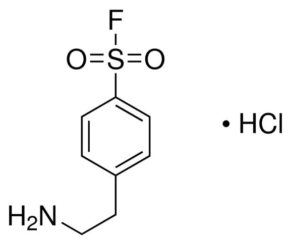 4-(2-Amino Ethyl) Benzene Sulphonyl Fluoride Hydrochloride (AEBSF-2-Hydrochloride) (Substitute for PMSF)for Biochemistry
