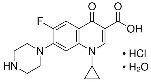 Ciprofloxacin Hydrochloride for Lab Use