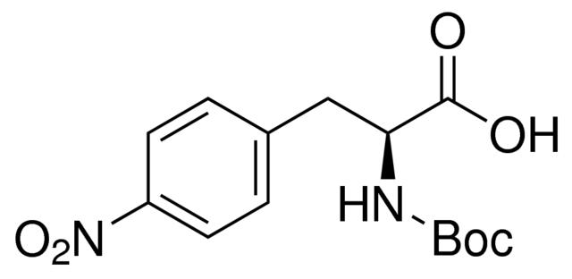 BOC-4-Nitro-L- Phenylalanine for Biochemistry