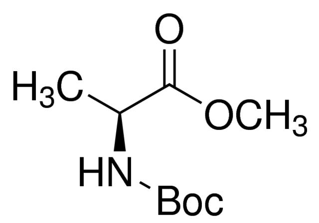 BOC-L-Alanine Methyl Ester for Biochemistry