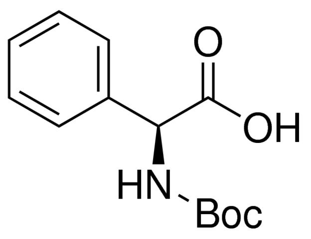 BOC-L-Phenylglycine for Biochemistry