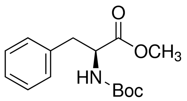 BOC-L-Phenylalanine Methyl Ester for Biochemistry