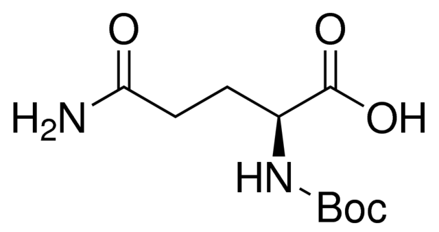 BOC-L-Glutamine