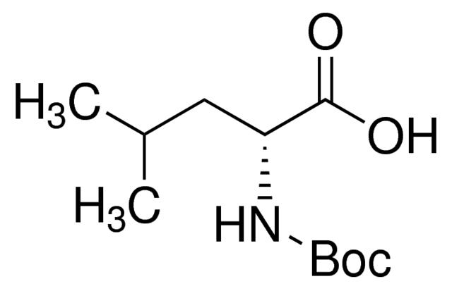 BOC-D-Leucine