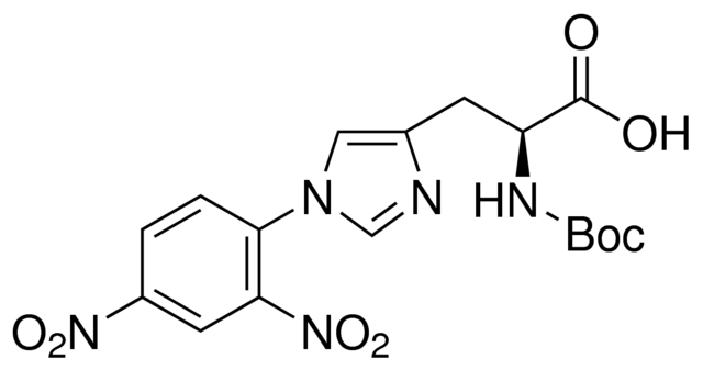 BOC-Histidine for Biochemistry