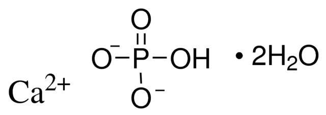 di-Calcium Phosphate Dihydrate