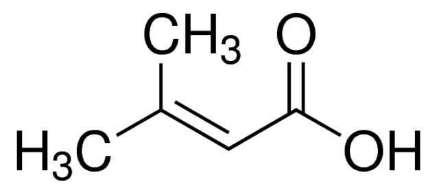 3-Methyl-2-Butenoic Acid for Synthesis