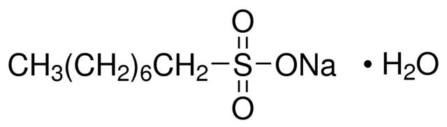 1-Octane Sulphonic Acid Sodium Salt Monohydrate