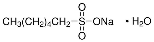 1-Hexane Sulphonic Acid Sodium Salt Monohydrate For HPLC