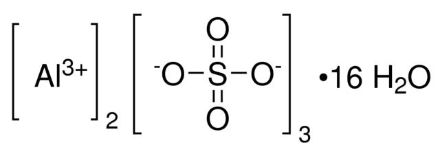 Aluminium Sulphate Purified Hexadecahydrate