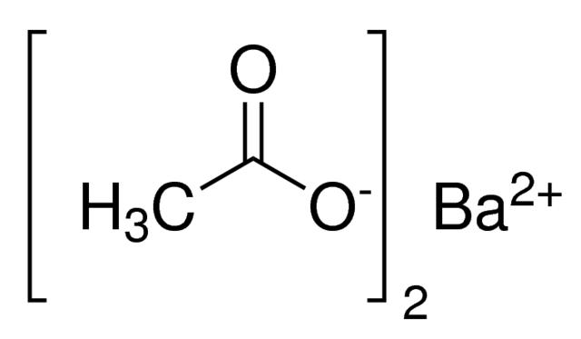 Barium Acetate AR/ACS