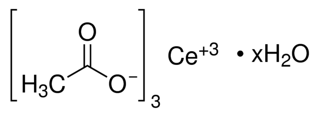 Cerium (III) Acetate