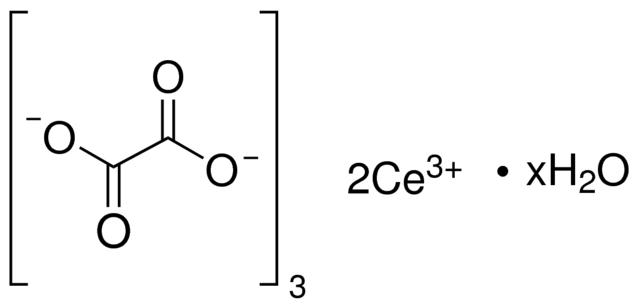 Cerium (III) Oxalate