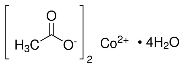 Cobalt (Ous) Acetate Tetrahydrate AR/ACS (Cobalt (II) Acetate)