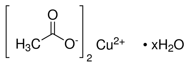 Copper Acetate Monohydrate For Molecular Biology