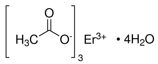 Erbium (III) Acetete 99.99%
