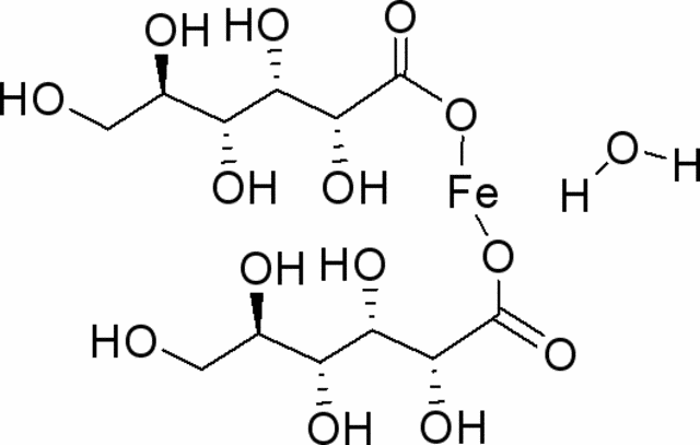 Ferrous Gluconate for Synthesis